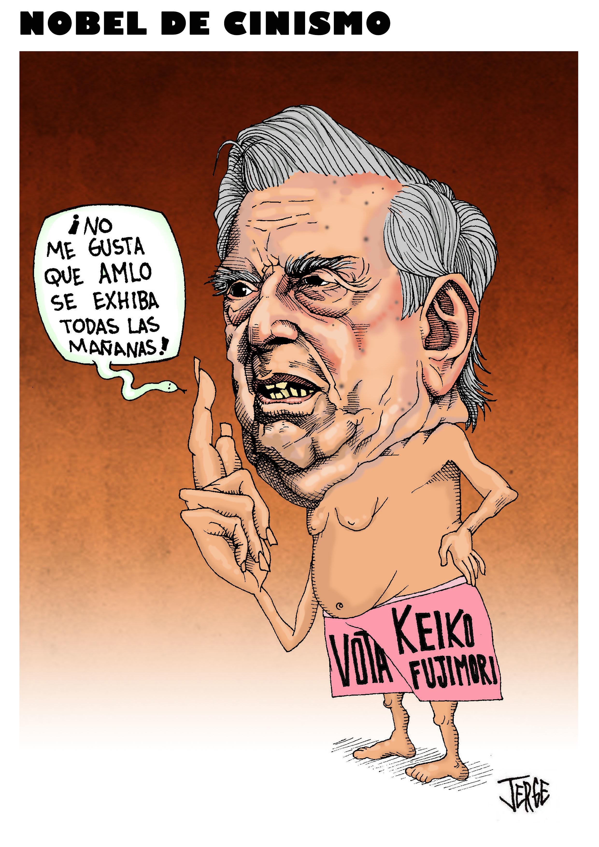 Nobel del cinismo